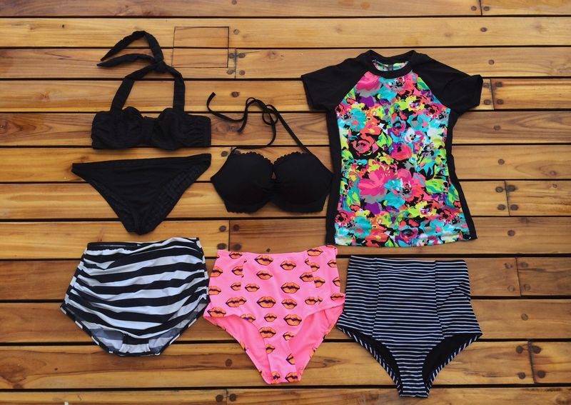 Let's talk about swimsuits