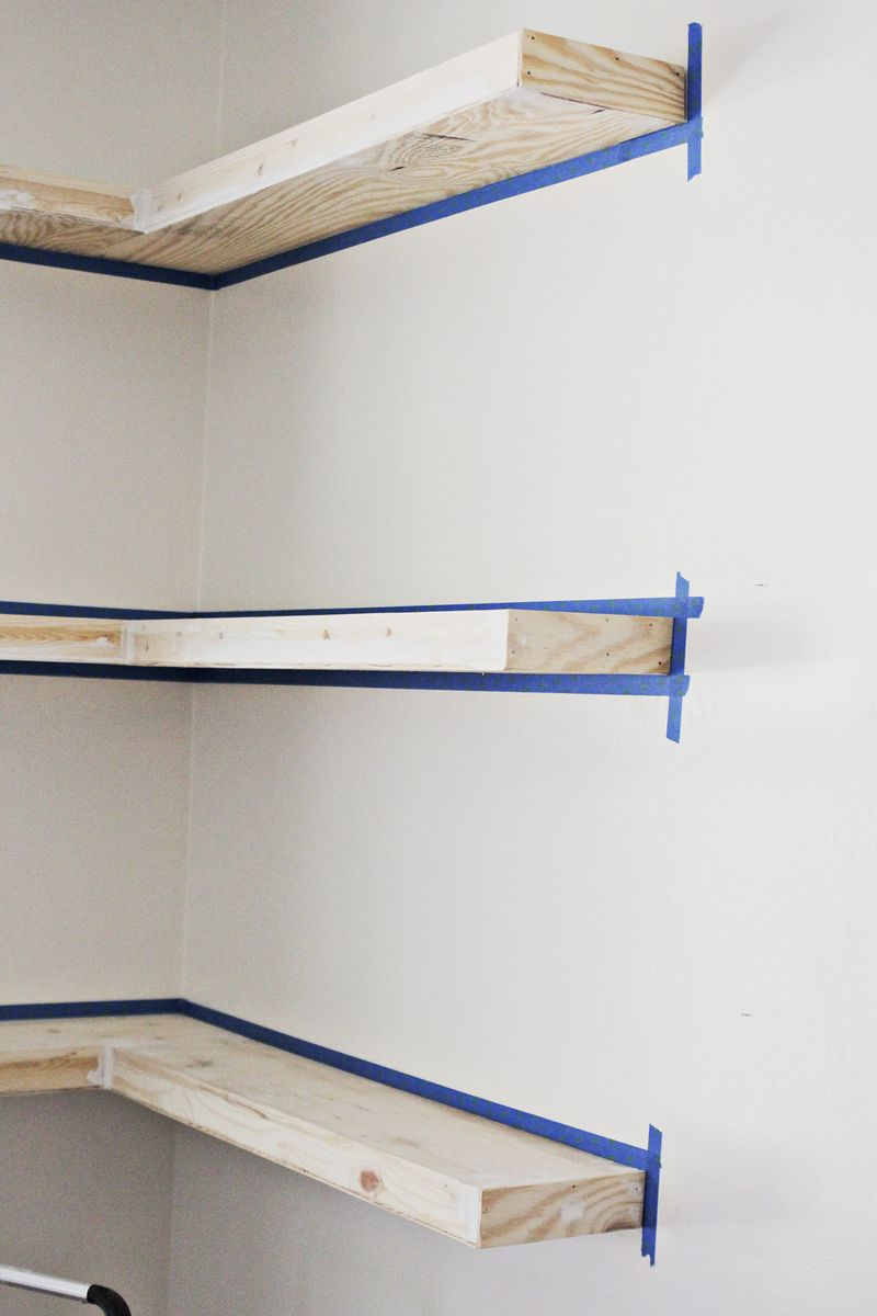 Diy Floating Shelves Kle Click Through For More