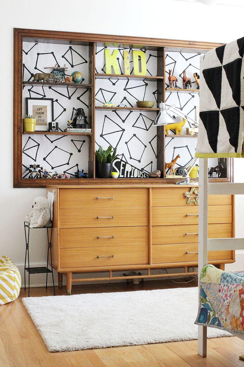 Design Your Own Shelf Liner