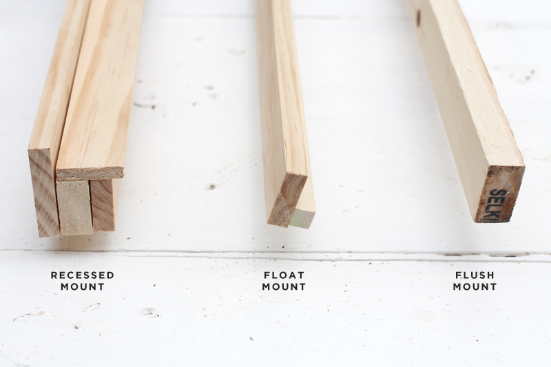 DIY Custom Framing—No Power Tools Required! - A Beautiful Mess