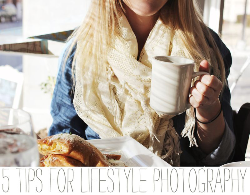 5 tips for lifestyle photography