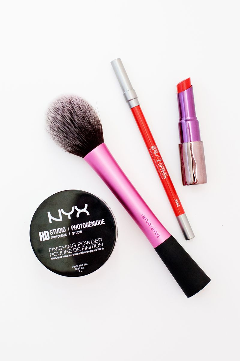 Tools for getting perfect lips