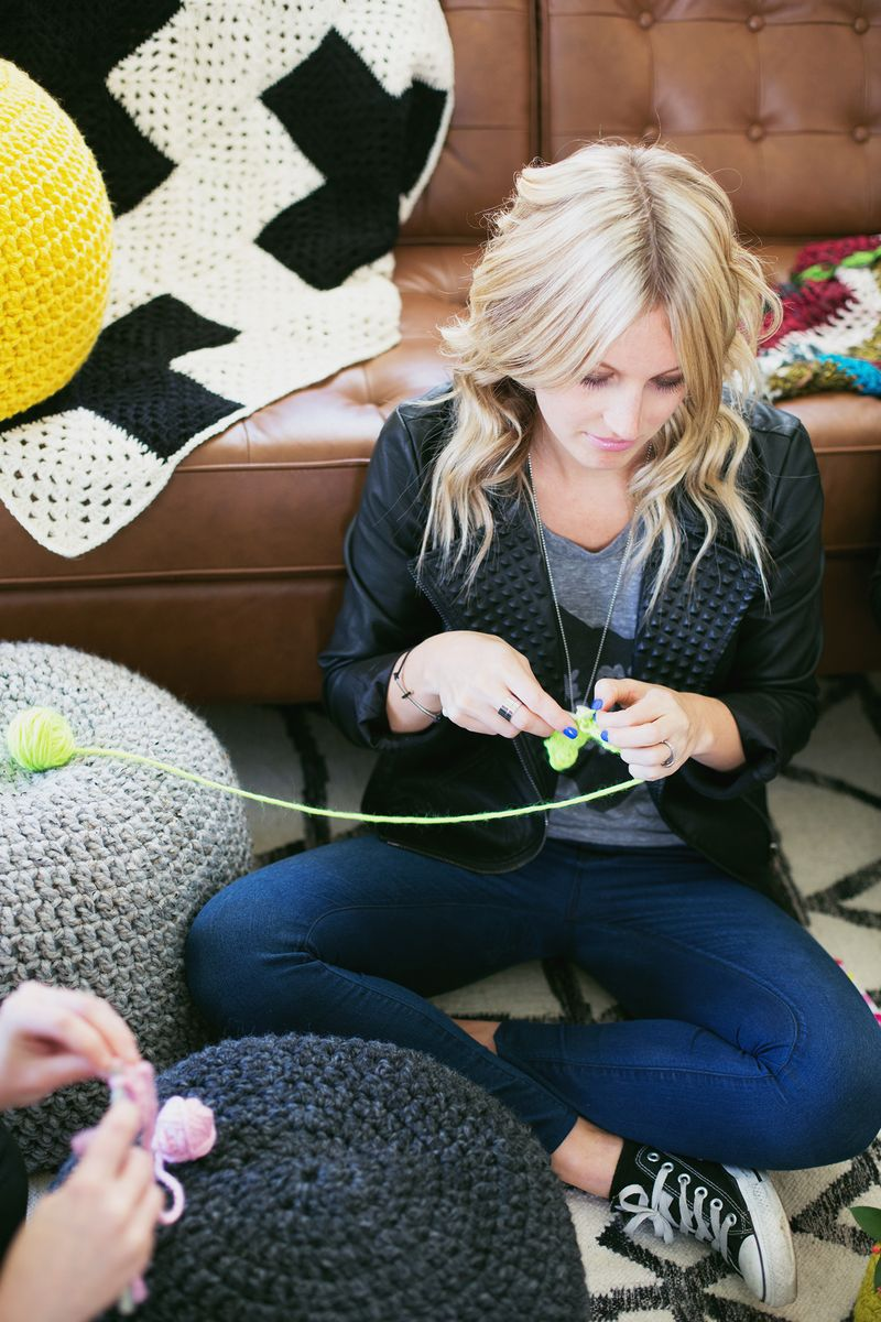 Holly Neufeld Crochet Basics
