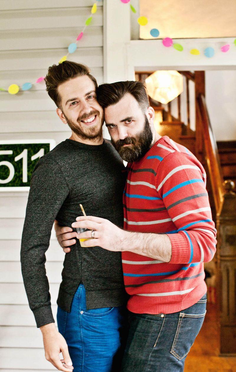 Jeremy and Chris