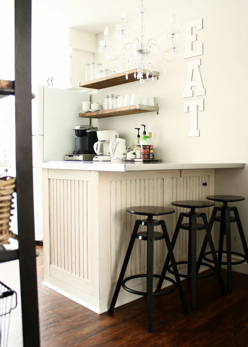 Love this breakfast bar