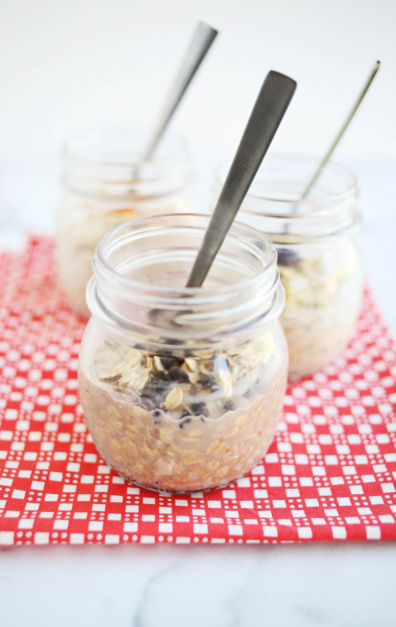 Five minute oatmeal