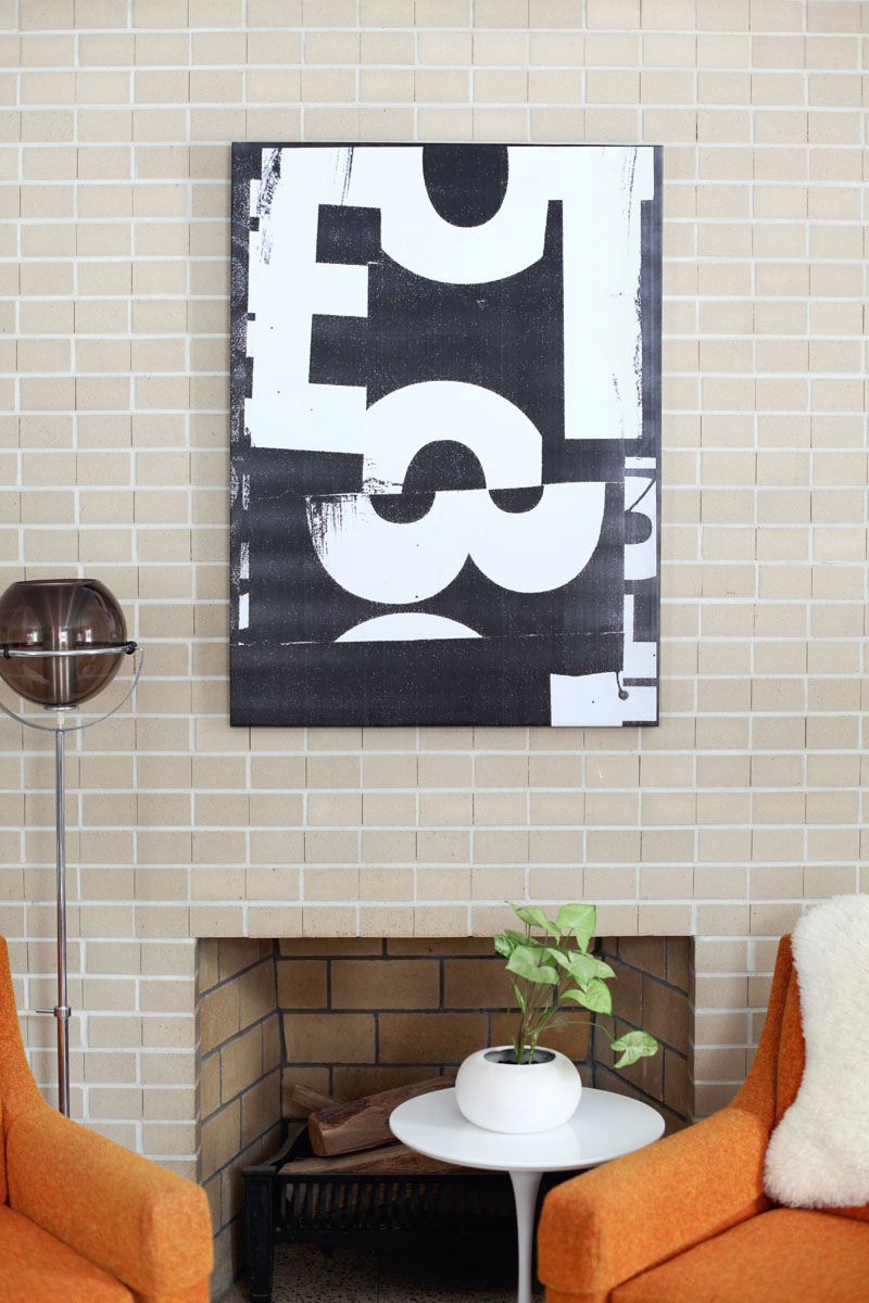Make your own typographic art