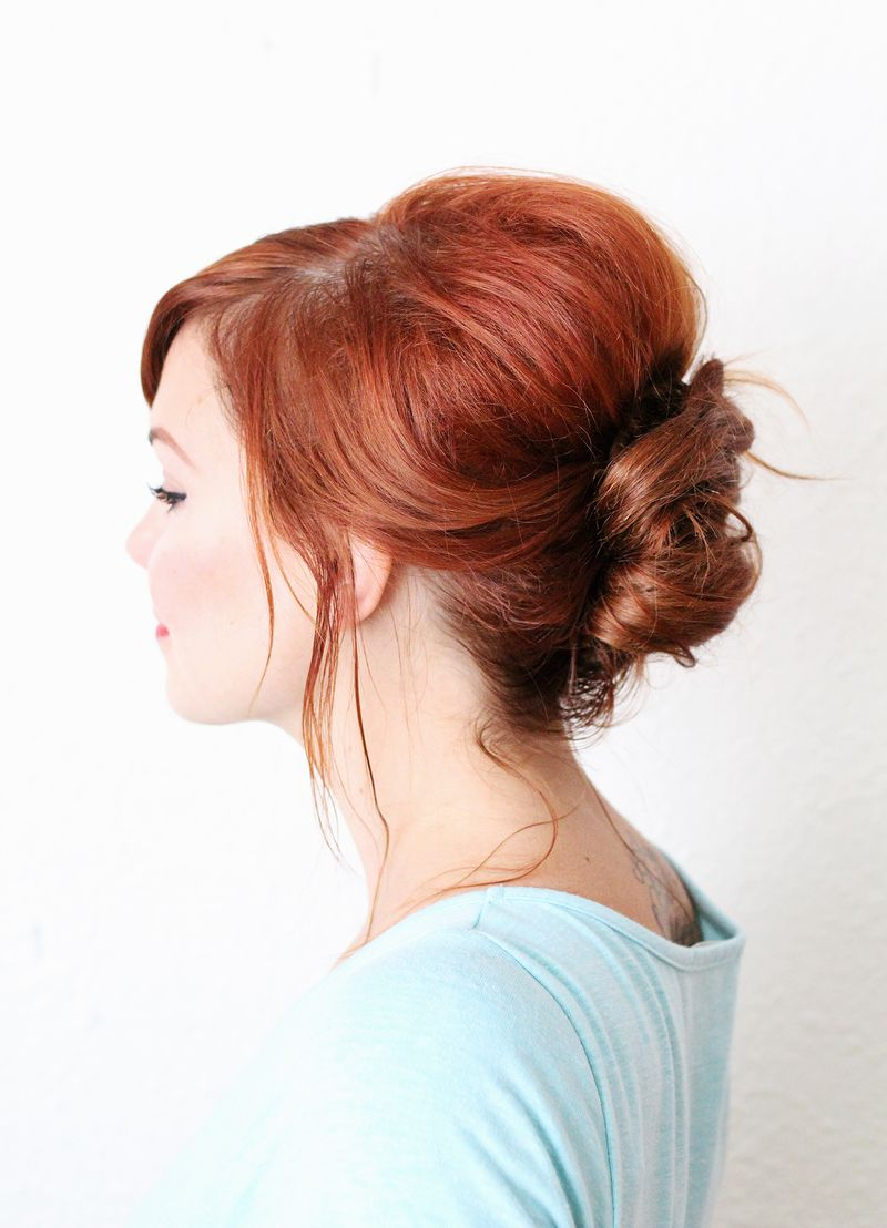 The Everyday French Twist A Beautiful Mess