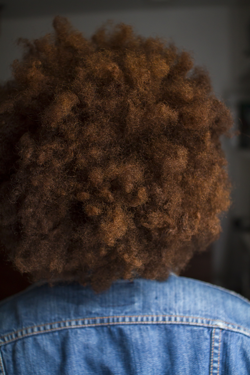 Bigger and Better Everyday Afro (click through for tutorial)