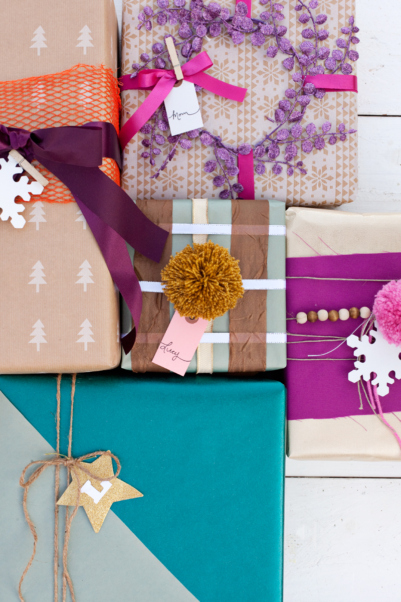 creative gift wrapping techniques
