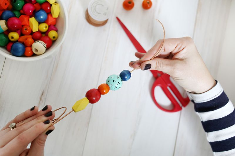 Art Teacher Necklaces DIY (click through for a sourse list!)