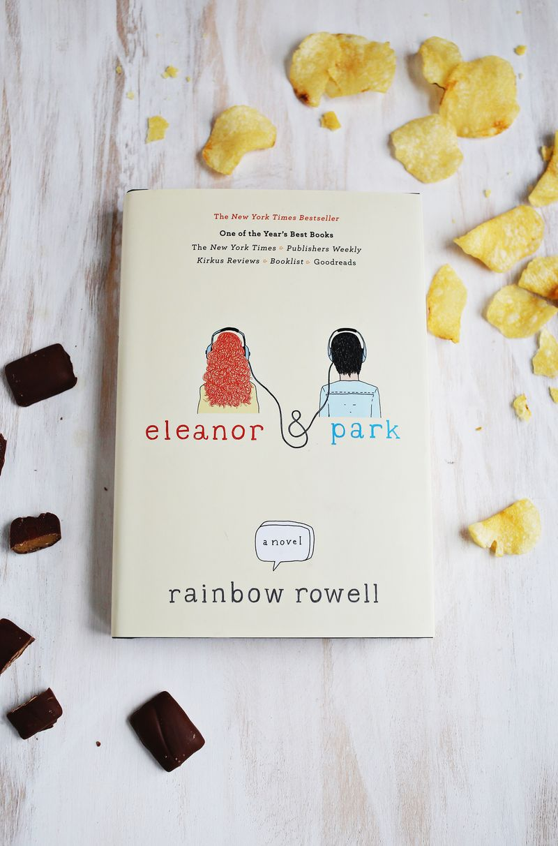 Eleanor Park Discussion A Beautiful Mess