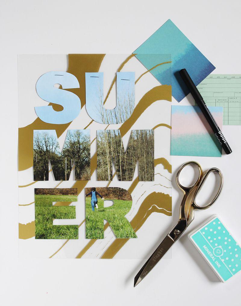 SummerDieCut-August Messy Box