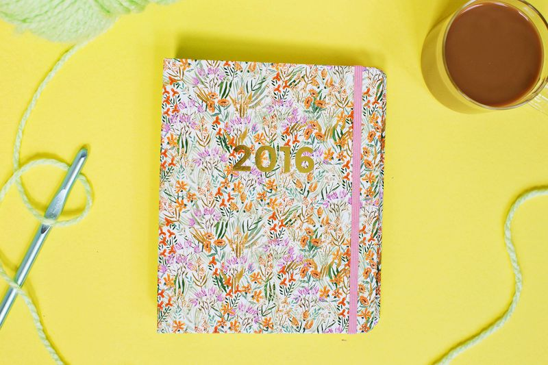 A Beautiful Mess 2016 Planner LULIE WALLACE