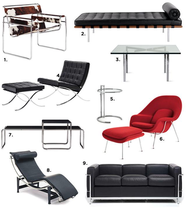 International-style-furniture