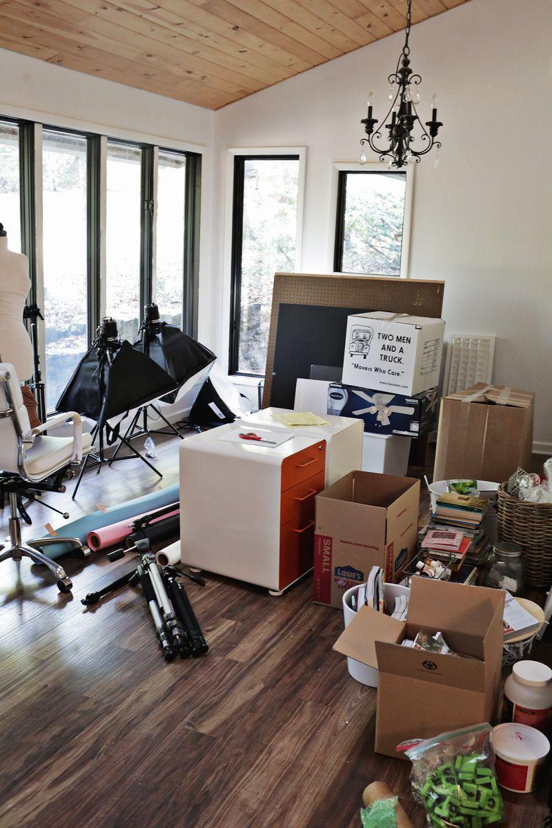Emma's office