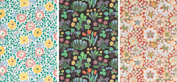 Josef Frank patterns