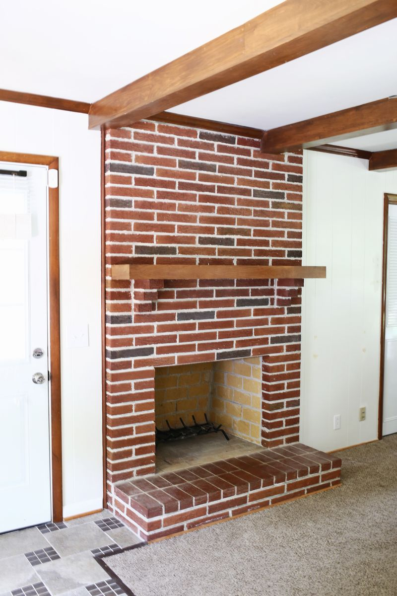 How To Paint Brick And Stone A Beautiful Mess