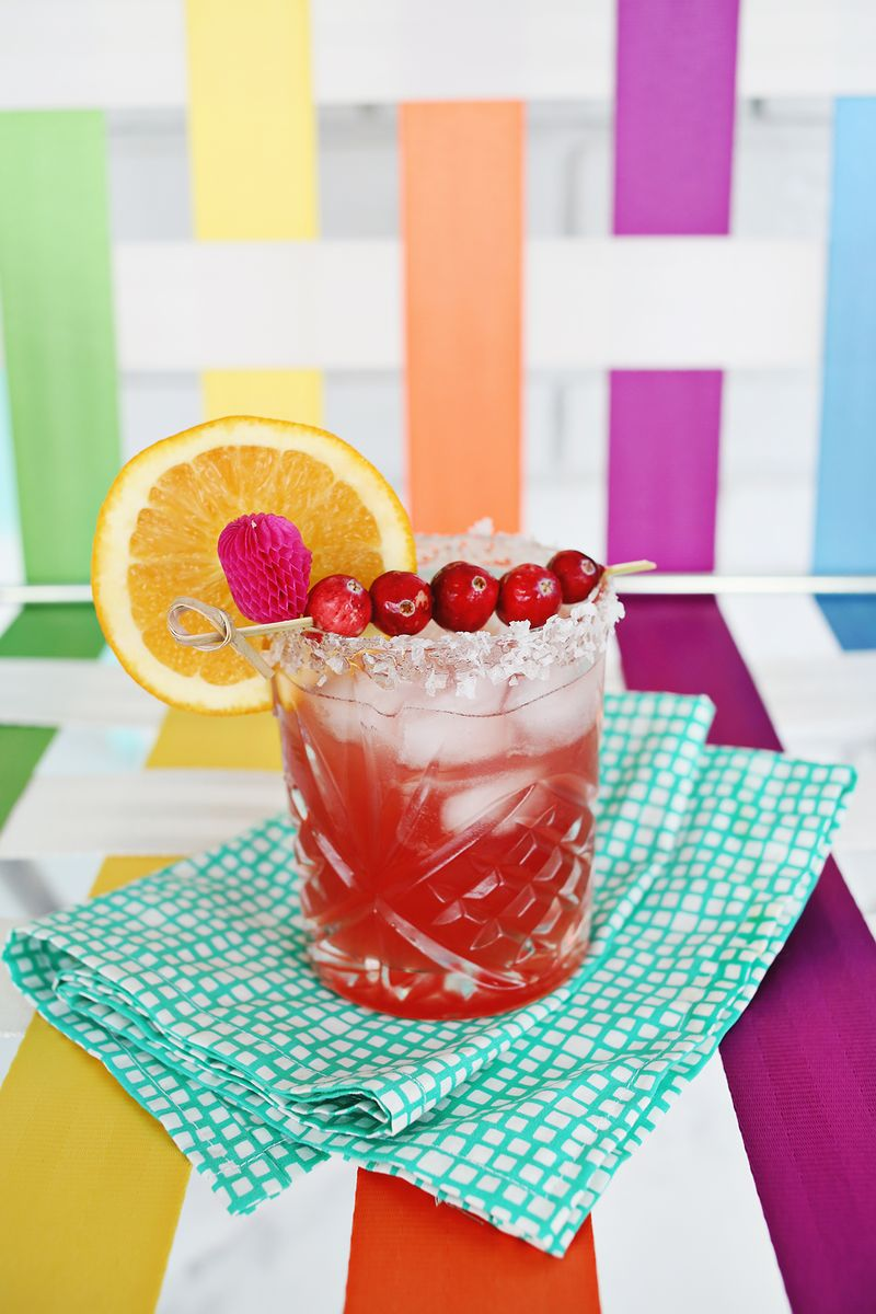 Cranberry Margarita