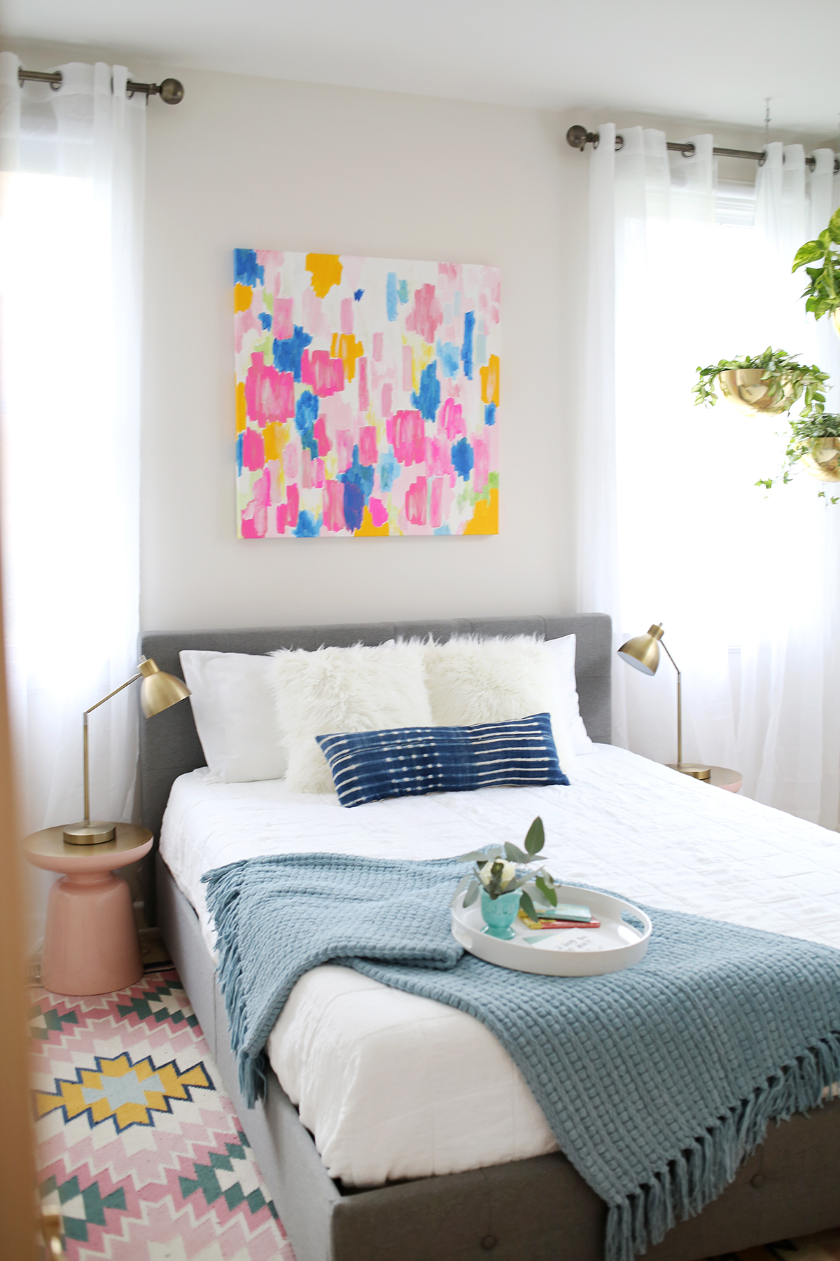 How To Set Up The Ultimate Guest Room A Beautiful Mess