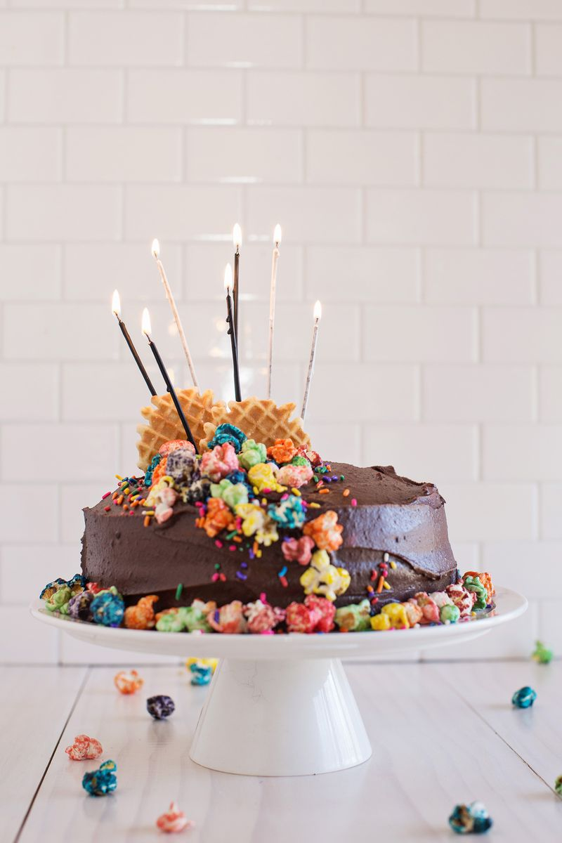 30th Birthday Cake A Beautiful Mess