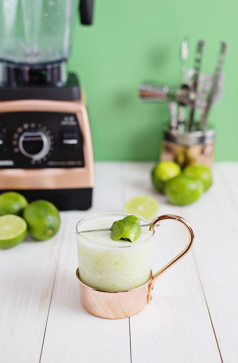 Frozen Pisco Sour (via abeautifulmess.com)