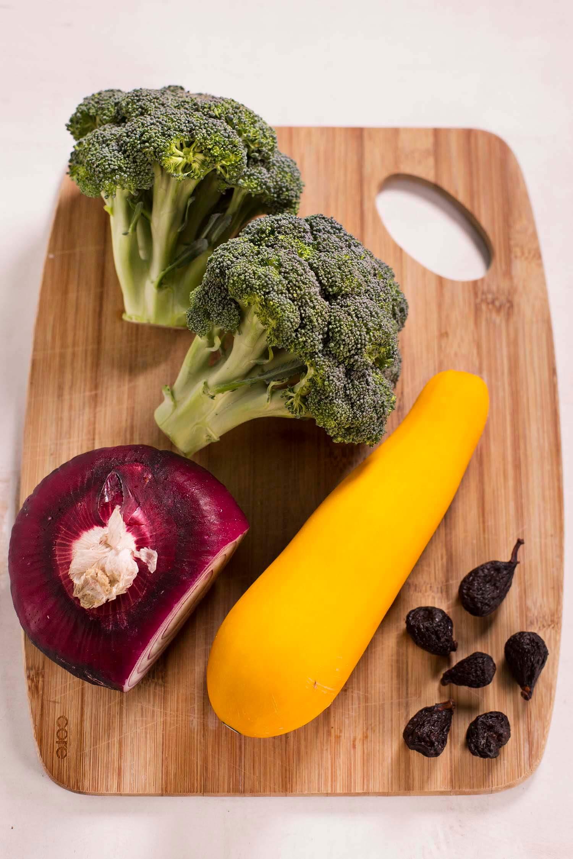 Vegetables to stir fry