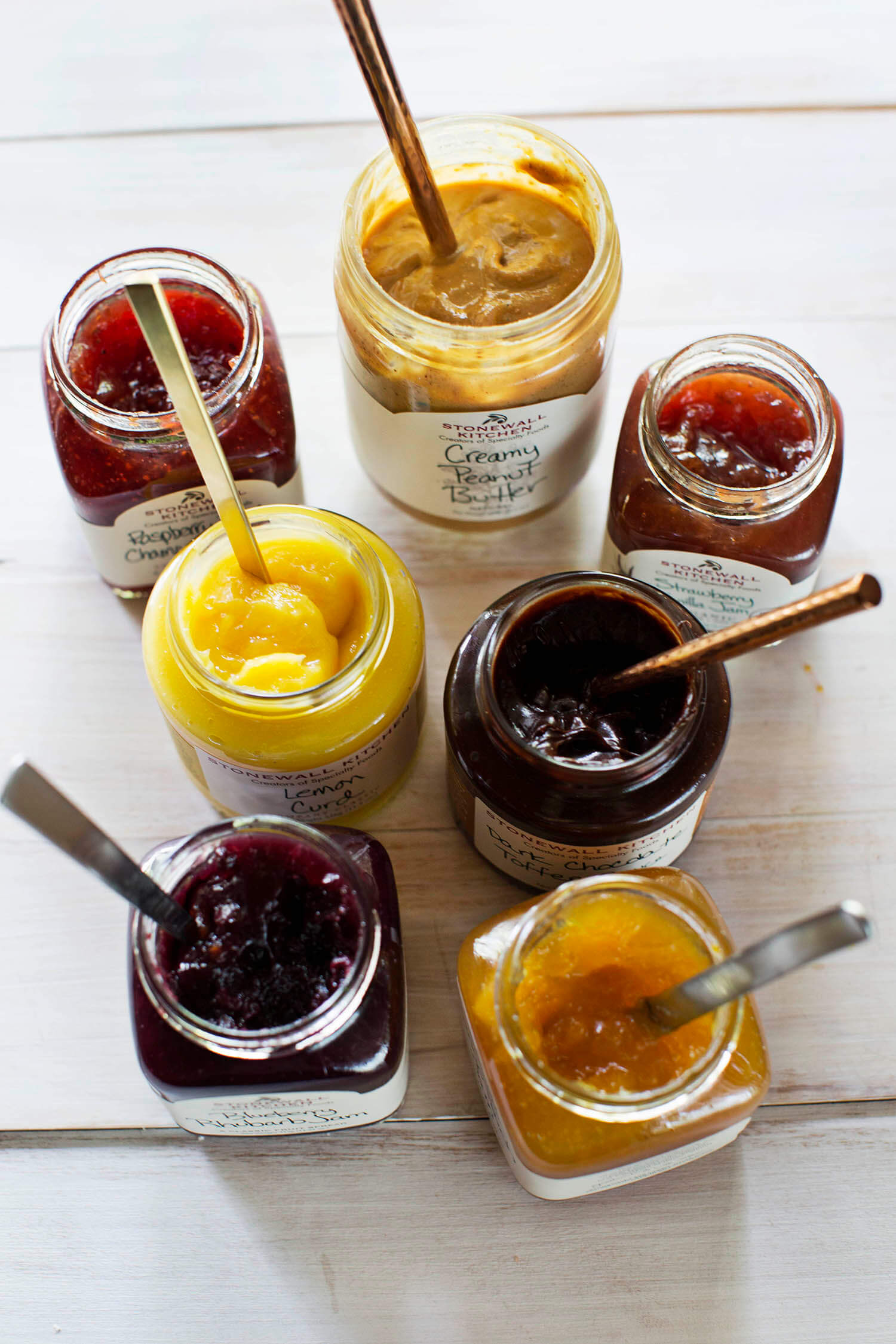 Stonewall Kitchen jams and sauces