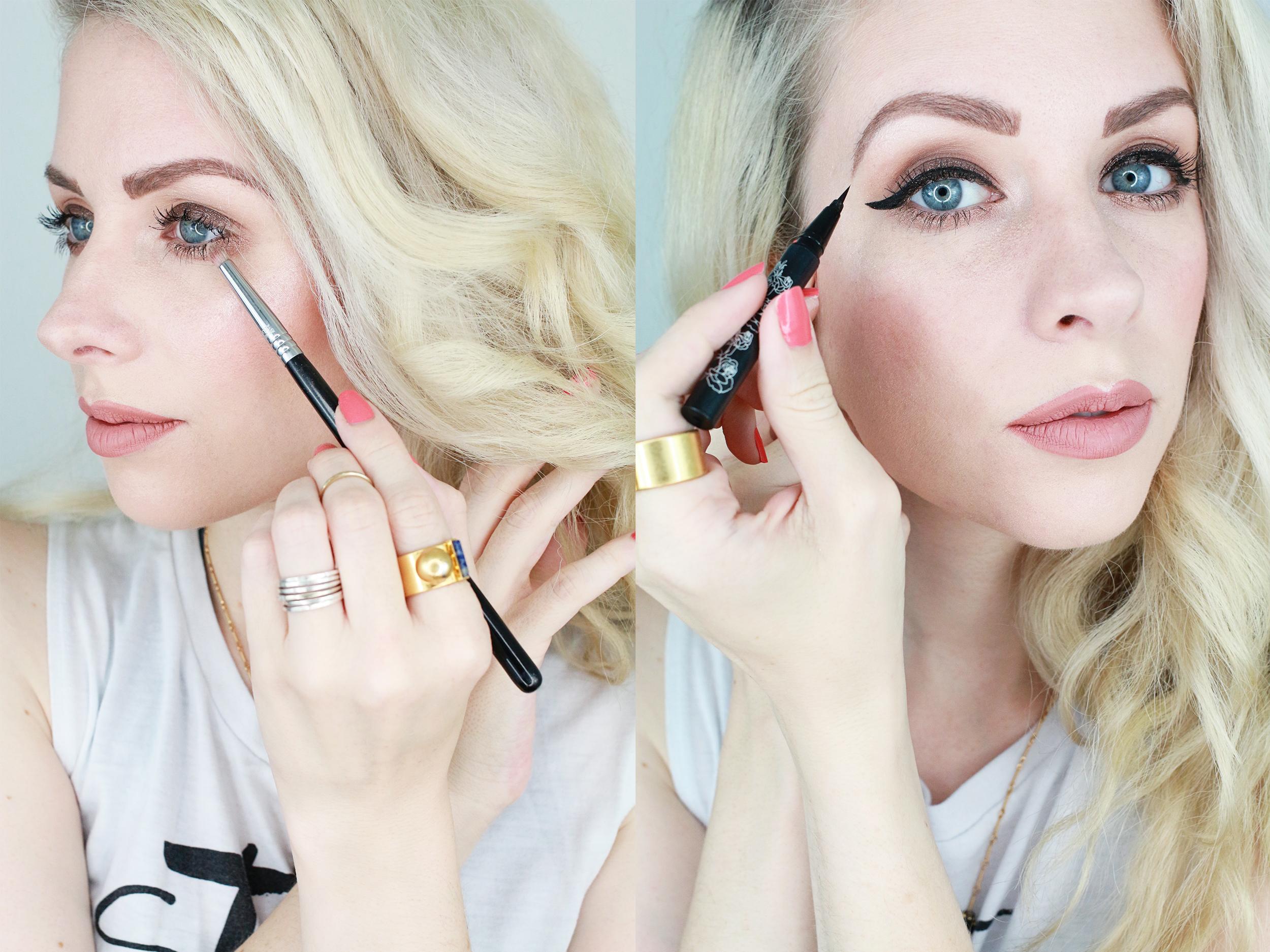 Night Time Makeup