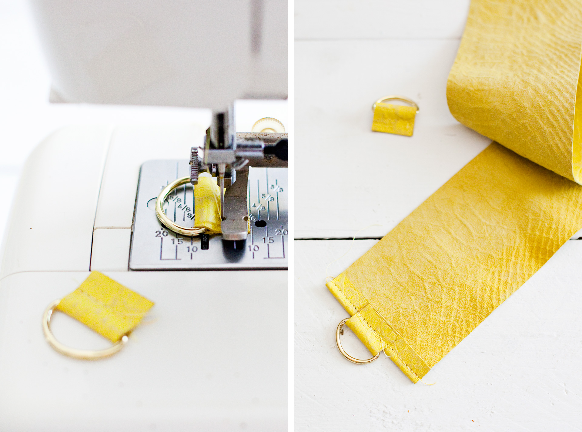 DIY Citrus Slice purse- complete with sewing template and detailed instructions!