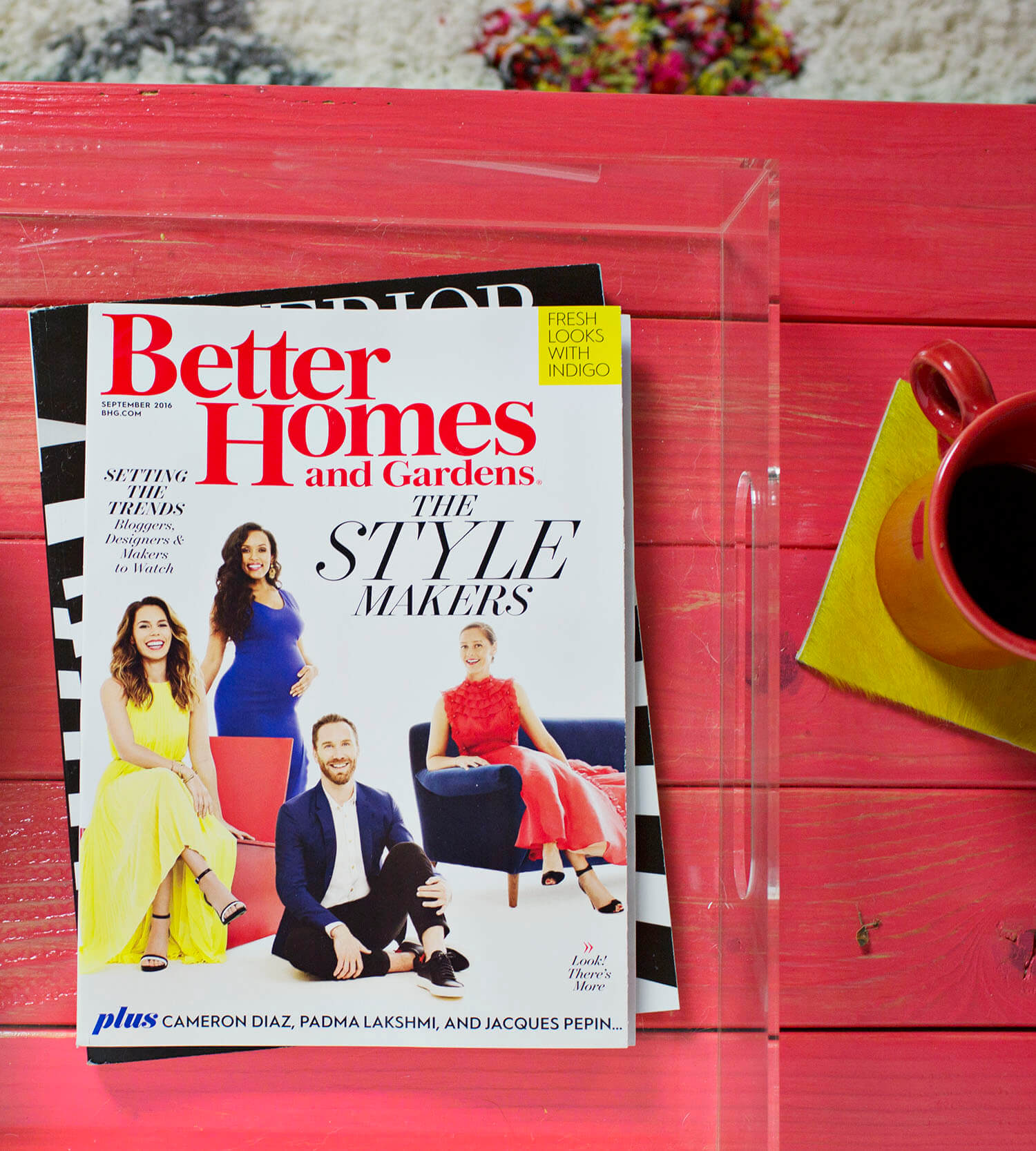 BHG Style Maker feature