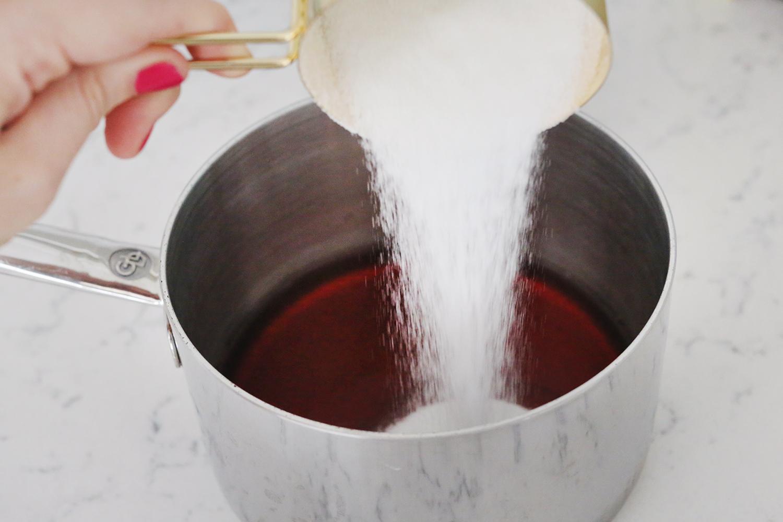 OMG Cranberry Mojitos!