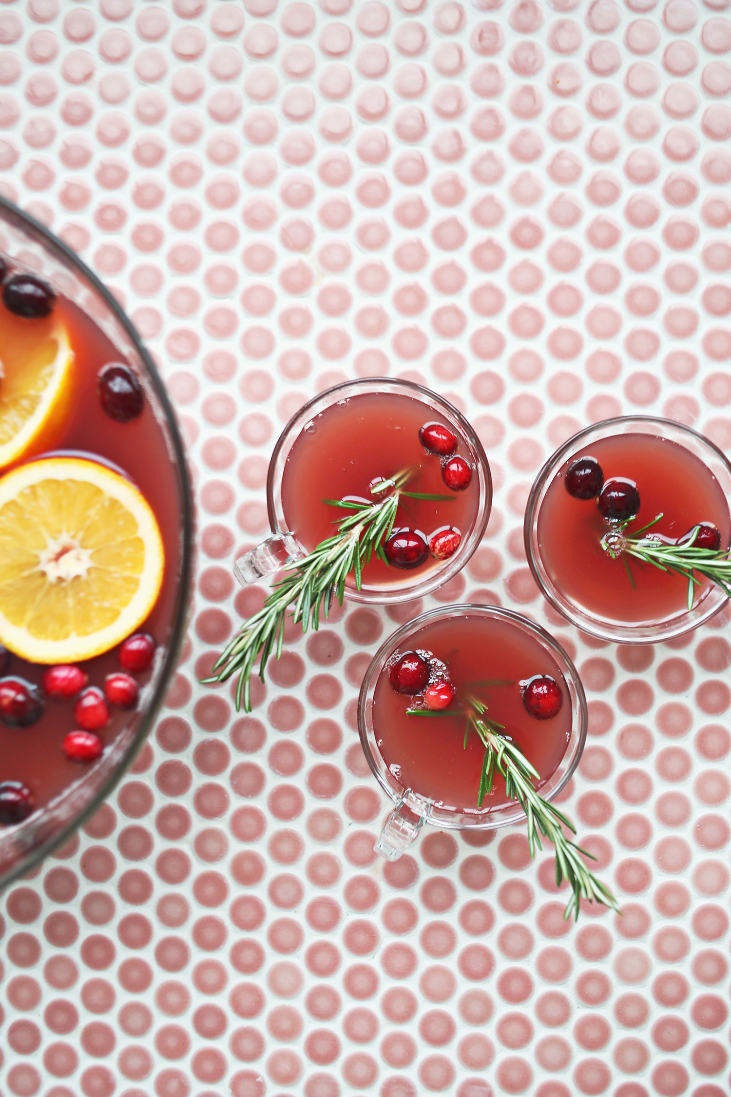 Mistletoe Holiday Punch