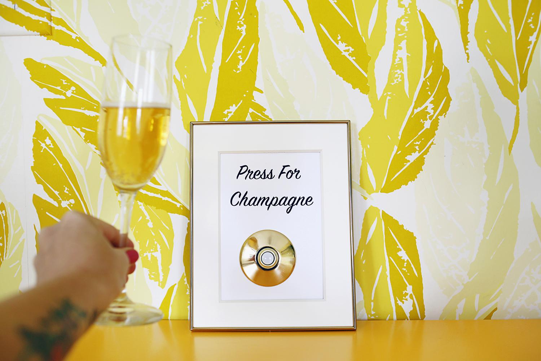 Press For Champagne