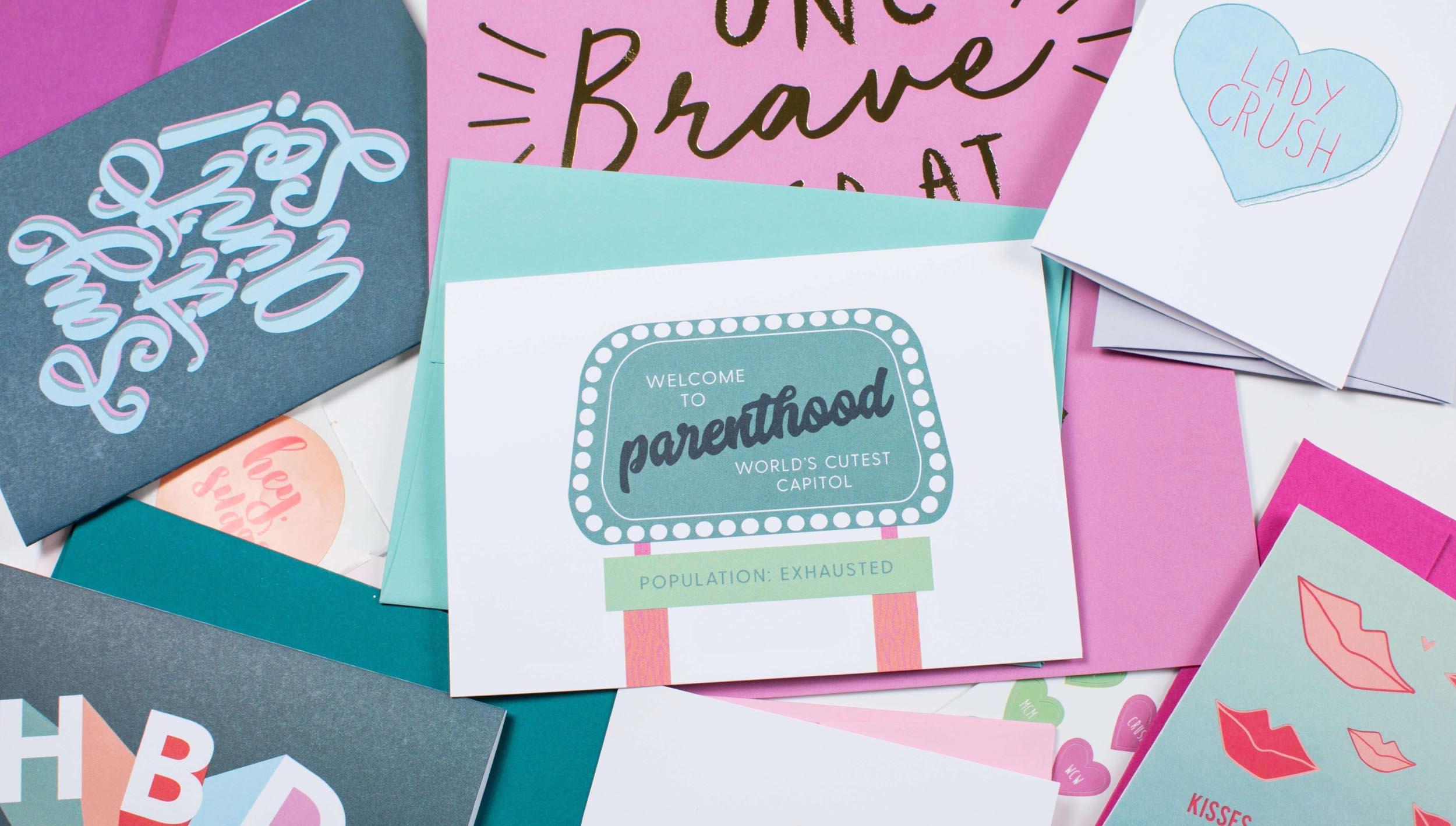 January Happy Mail and Messy Box