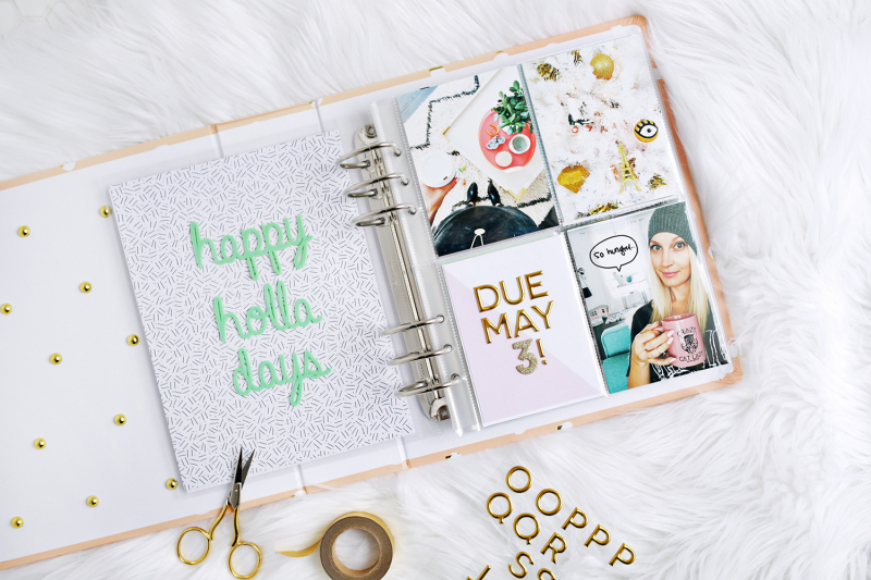 Laura's December Daily 2016 (click through for more!)