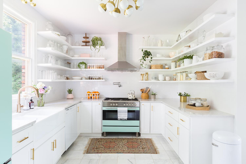 Elsie Larson's Kitchen ©AlyssaRosenheck