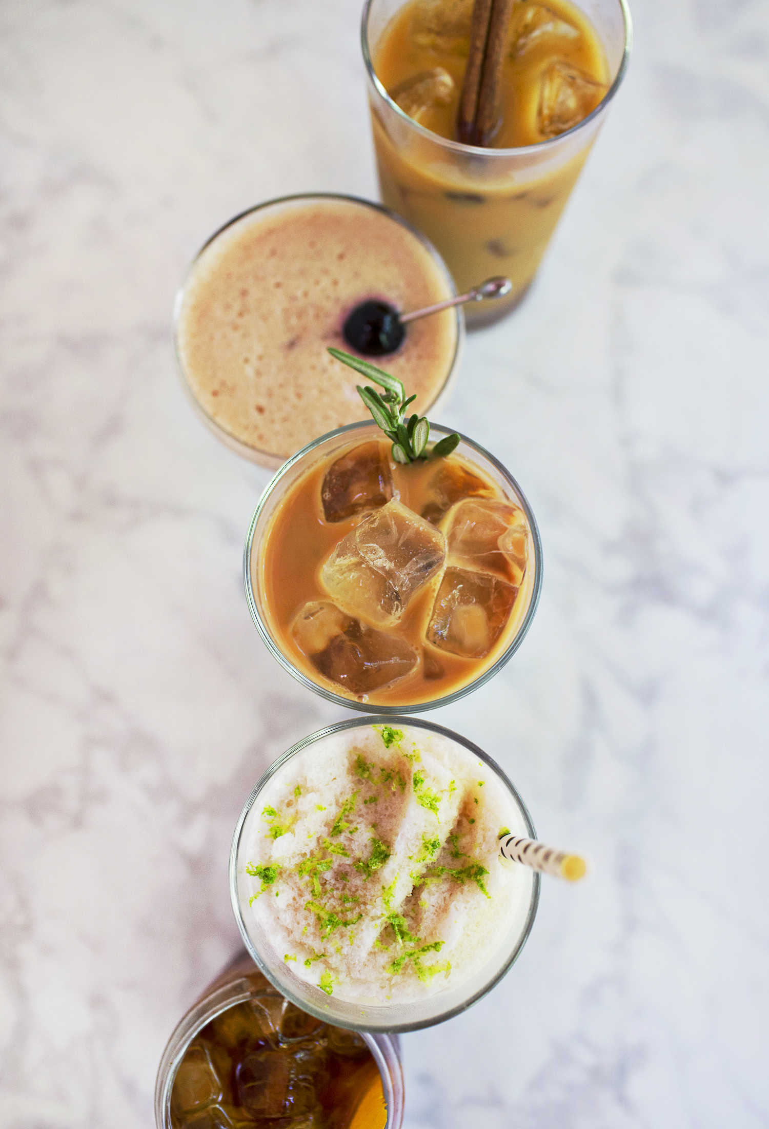 5 Simple Iced Coffee recipies