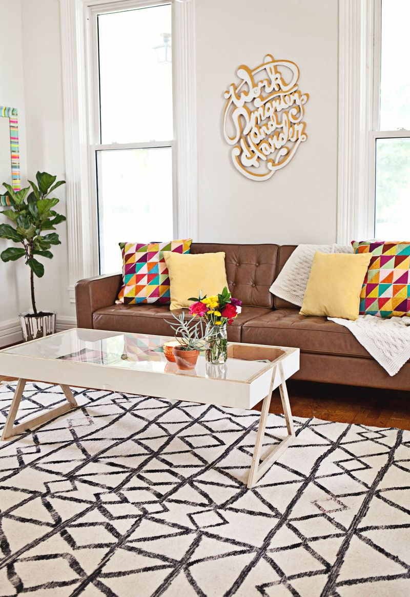 ABM living room makeover