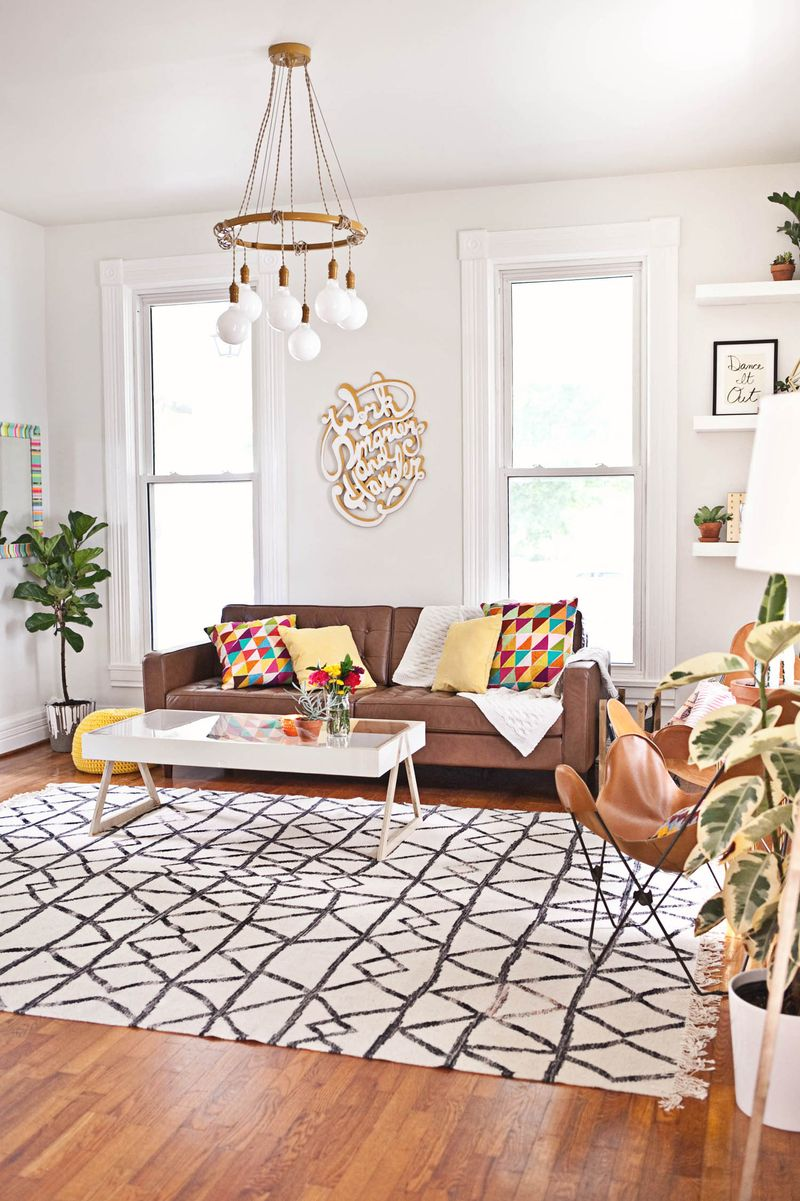 Tips for decorating a living room
