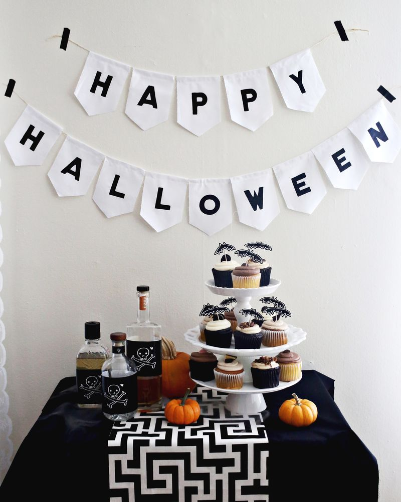 Three fun halloween ideas with printables