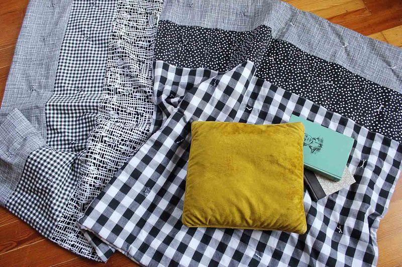 Let's Make A Quilt