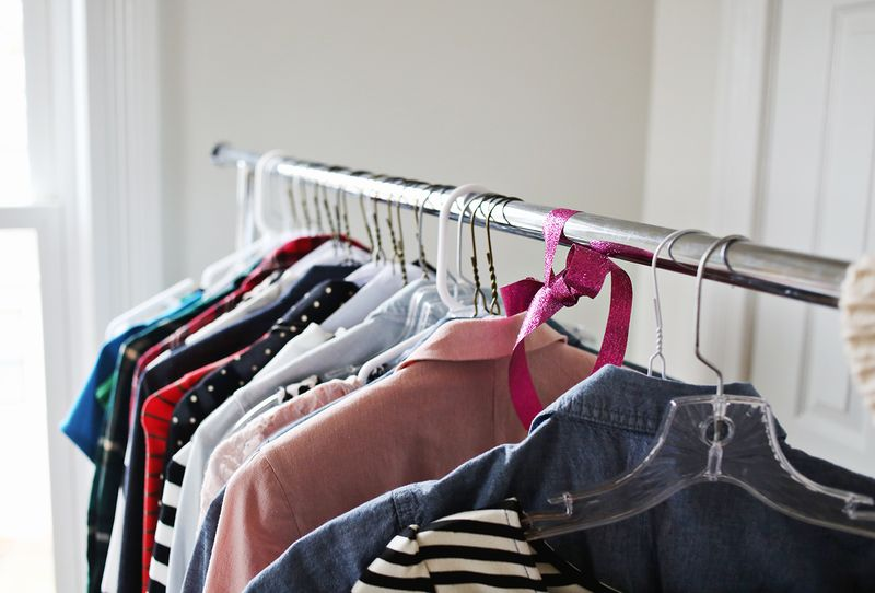Easiest way to organize your closet