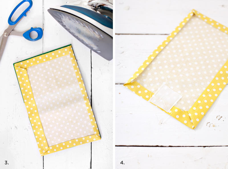 Turn an old book into a new purse! Step by step instructions and photos.