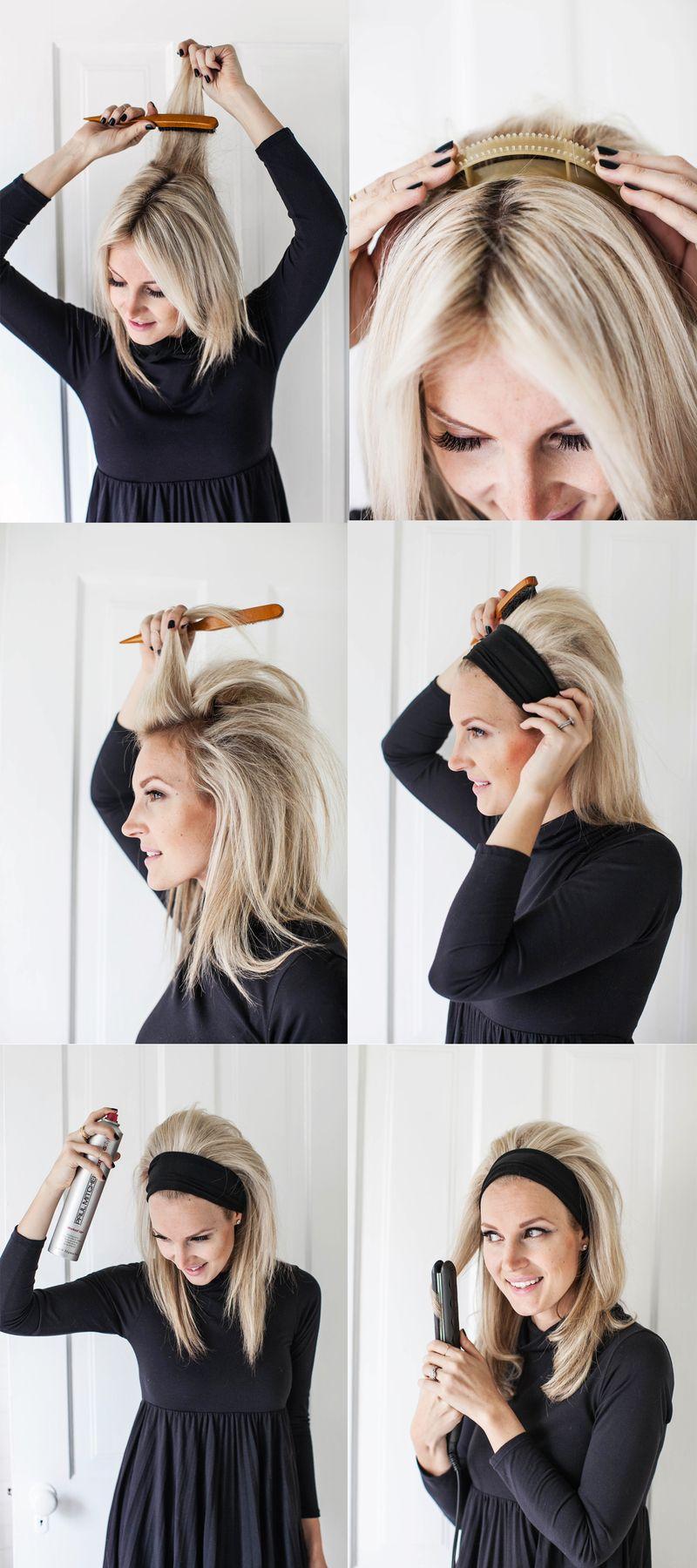 Brigitte Bardot Headband Hair A Beautiful Mess