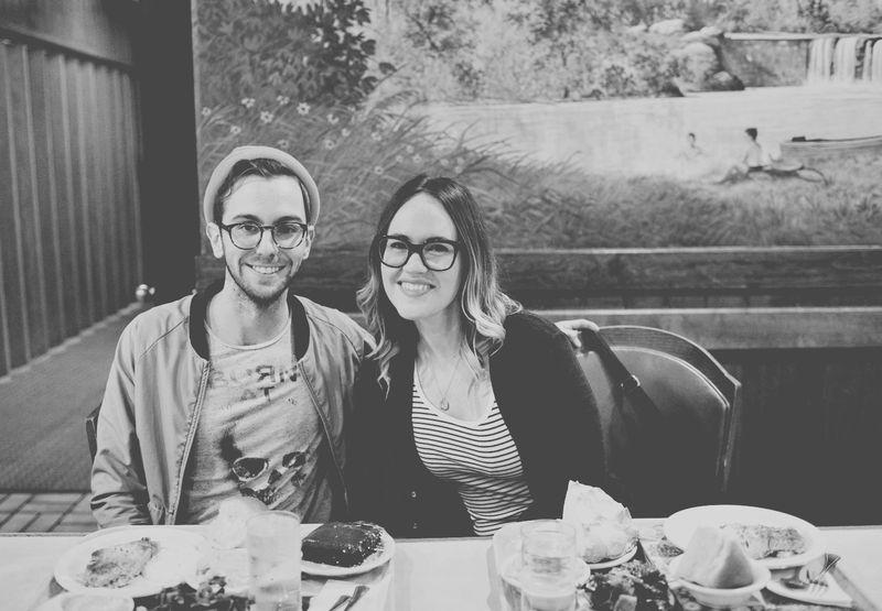 Emma + Trey