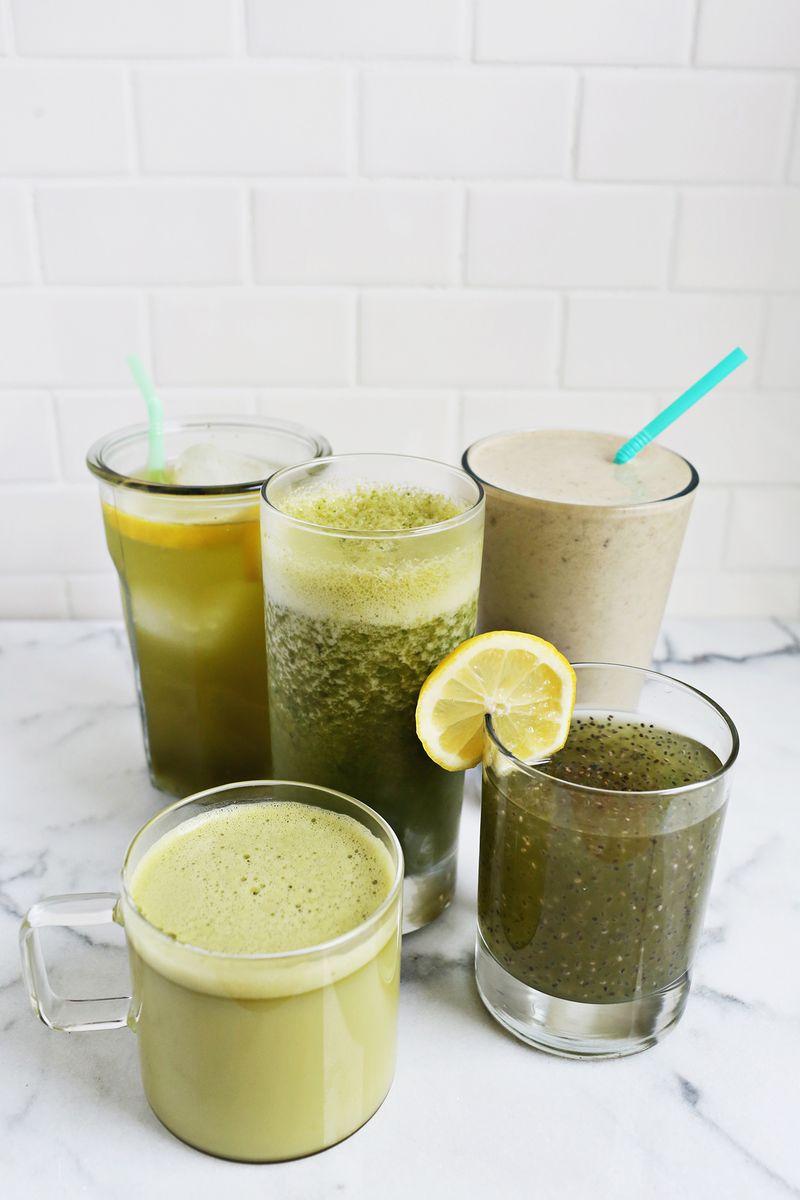 5 ways to enjoy matcha green tea (via abeautifulmess.com)