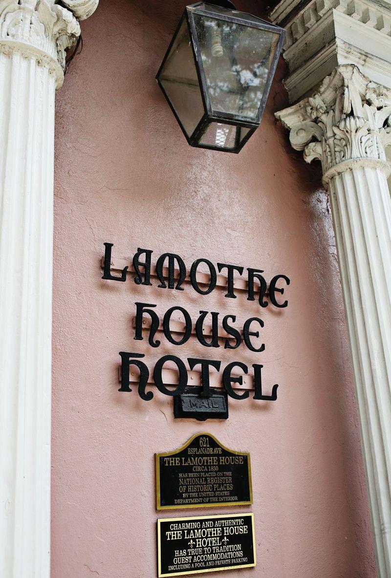 Lamothe hotel