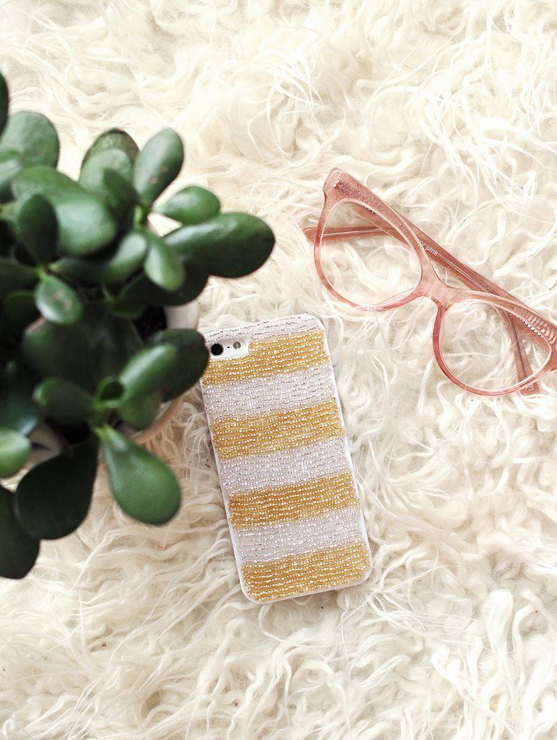 Make a custom iPhone case!