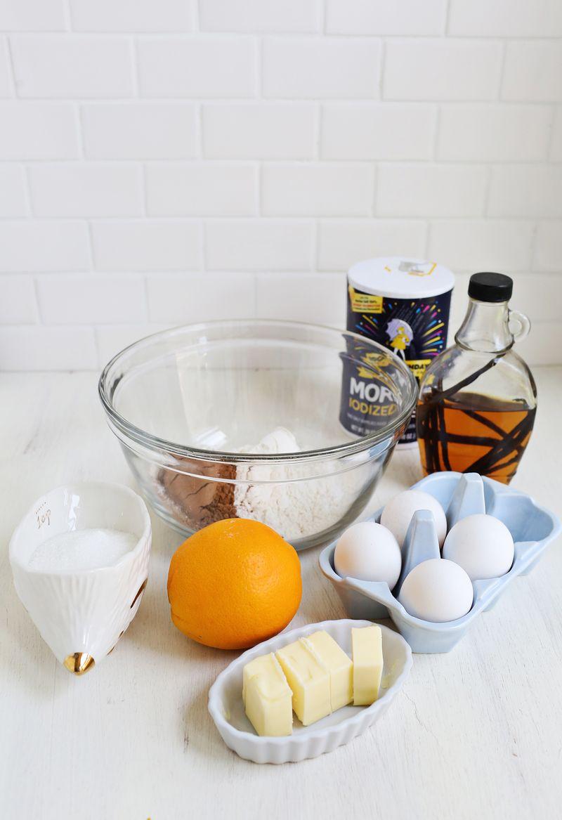 Chocolate madeleine recipe